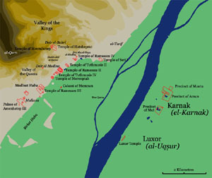 Link to Map of Thebes